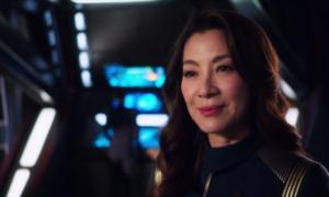 Michelle Yeoh może otrzymać własny spinoff serii Star Trek