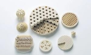 Firma Canon zaprezentowała ceramikę drukowaną w 3D