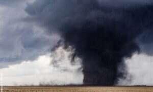 Powstawanie tornad przebiega inaczej niż sądziliśmy