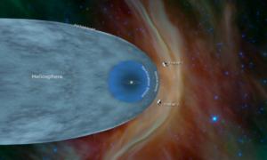 Sonda Voyager 2 weszła w przestrzeń międzygwiezdną