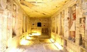 Egipski grobowiec sprzed 4400 lat zawiera ukryte wejścia