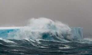 Ocean Południowy nie pochłania tak dużej ilości dwutlenku węgla jak sądziliśmy