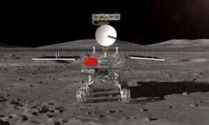 Chiny rozpoczęły lot na ciemną stronę Księżyca