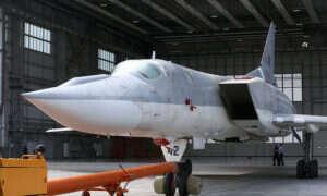 Rosyjski Tu-22M3M przeszedł debiutancki lot