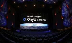 14-metrowy ekran Onyx LED Samsunga trafił do pekińskiego kina