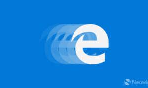 Microsoft Edge pozwala na dłuższe działanie na baterii niż Chrome czy Firefox