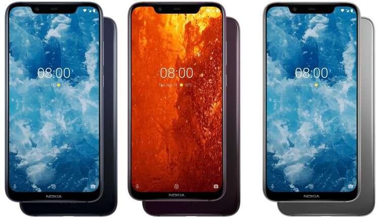 Nokia 8.1, specyfikacja Nokia 8.1, premiera Nokia 8.1, parametry Nokia 8.1, cena Nokia 8.1,
