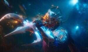 Nowy plakat Aquamana gromadzi bohaterów i złoczyńców