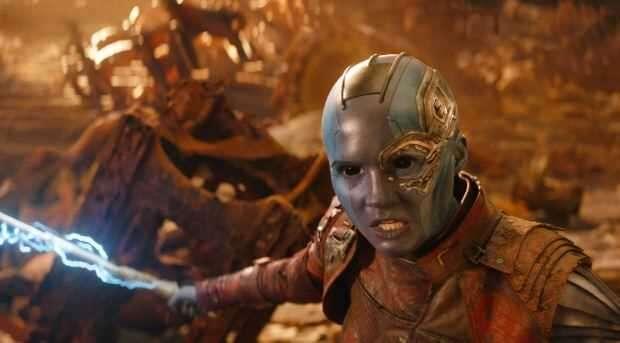 Co spotka Nebulę w Avengers: Endgame? Karen Gillan o swojej roli