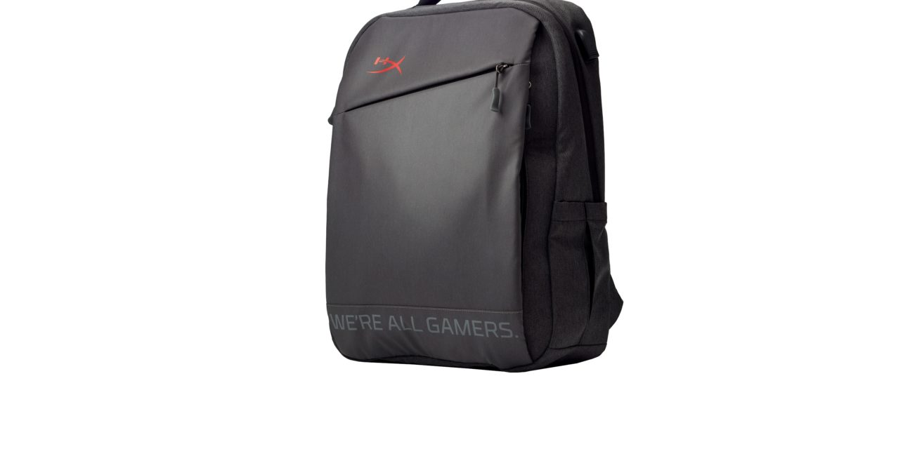 Test gamingowego plecaka HyperX Drifter