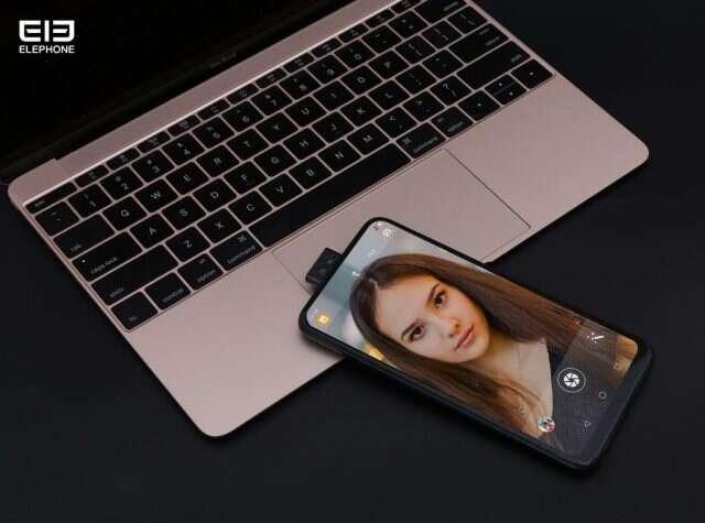 zdjęcia pokazujące Elephone PX, zdjęcia Elephone PX, wygląd Elephone PX, design Elephone PX, specyfikacja Elephone PX,