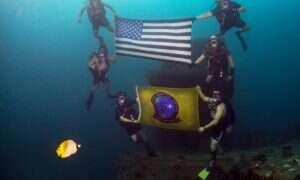 Projekt Swarm Diver umożliwi rozbrajanie min morskich przez roboty