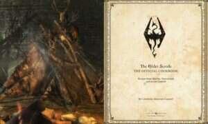 Powstała oficjalna książka kucharska Elder Scrolls