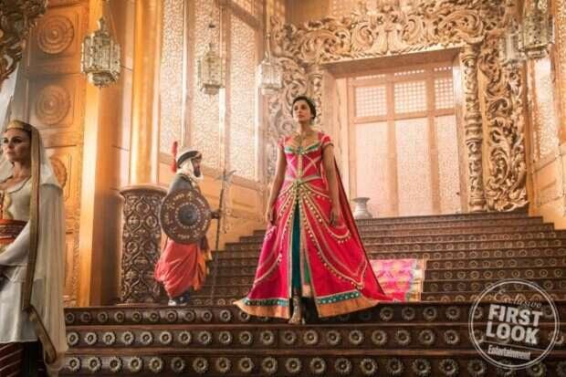 Zdjęcia Jasminy z filmu Alladyn