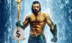 Aquaman może zarobić miliard dolarów