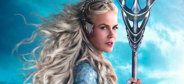 Nicole Kidman w Aquamanie