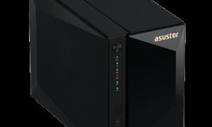 Krótki test serwera NAS Asustor AS4002T