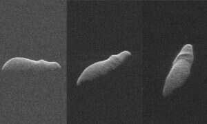 Asteroida Hippo jest najbliżej ziemi od 400 lat