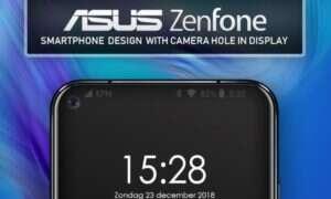 Nadchodzące smartfony Asusa mogą mieć otwór w ekranie