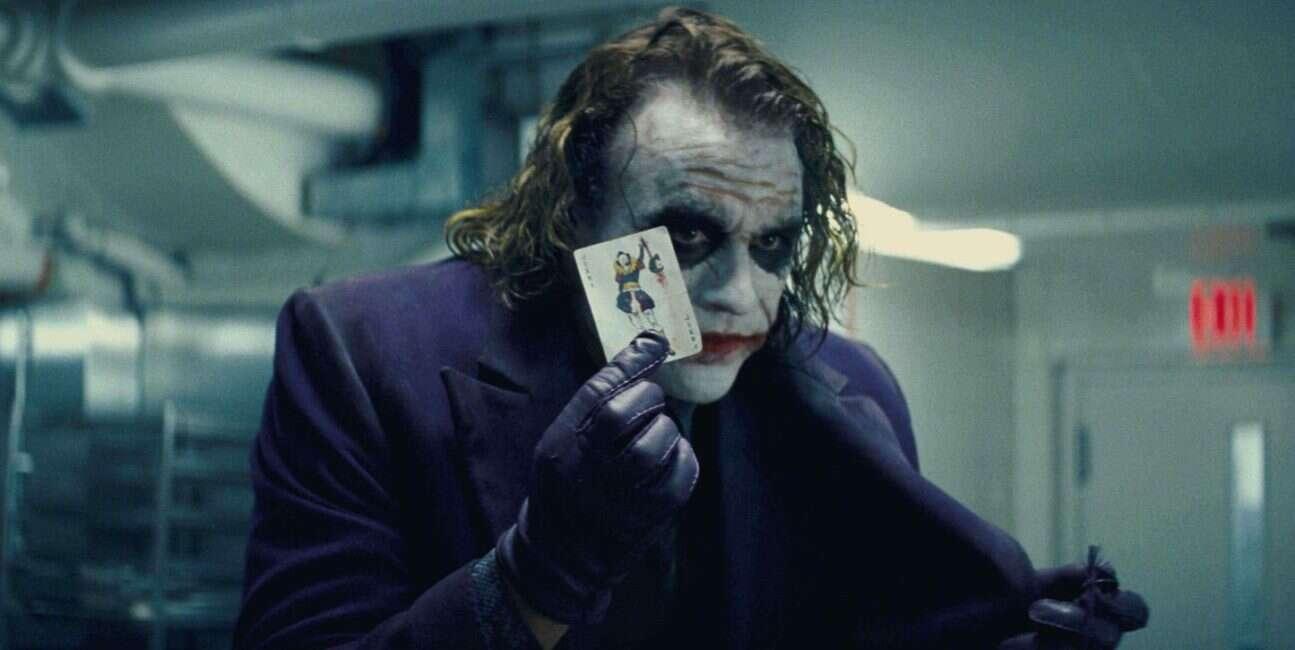 Joker za kulisami