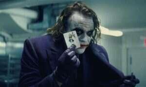 Joker za kulisami był równie niebezpieczny co w filmie