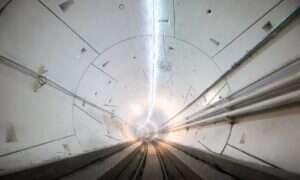 The Boring Company otworzyła pierwszy tunel