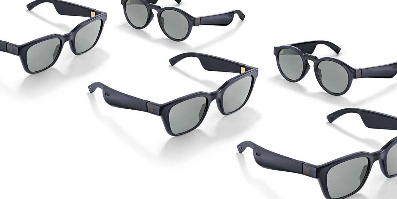 Frames, czyli okulary AR bazujące na dźwięku trafiły do przedsprzedaży