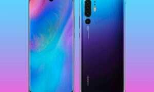 Jakie aparaty będzie miał Huawei P30?