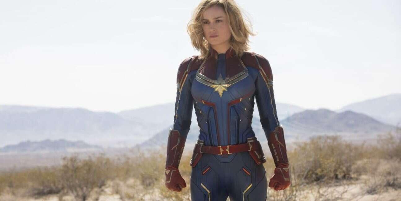 Nowe wideo promujące Kapitan Marvel