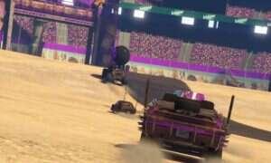 GTA Online dostało tryb Bomb Ball na wzór Rocket League