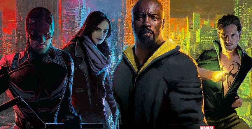 Anulowane seriale Marvel-Netflix nie powrócą przed 2020 na Disney+
