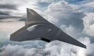 Następca F-22 Raptor kosztuje ogromne pieniądze