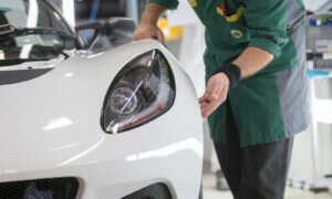 Pierwszy elektryczny samochód Lotusa może być równie mocny, co drogi