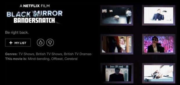 Netflix zapowiada pierwszy film Black Mirror