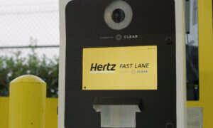 Autoryzacja biometryczna przyśpieszy proces wypożyczania samochodów Hertz