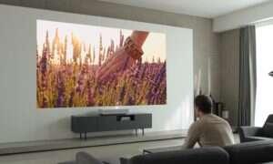 Niezwykły projektor laserowy od LG