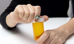 Czujnik paznokcia pozwalający na wykrycie różnych chorób