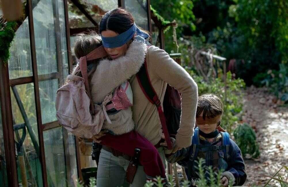 Nie otwieraj oczu, netflix Nie otwieraj oczu, oglądalność Nie otwieraj oczu, film Nie otwieraj oczu, bird box