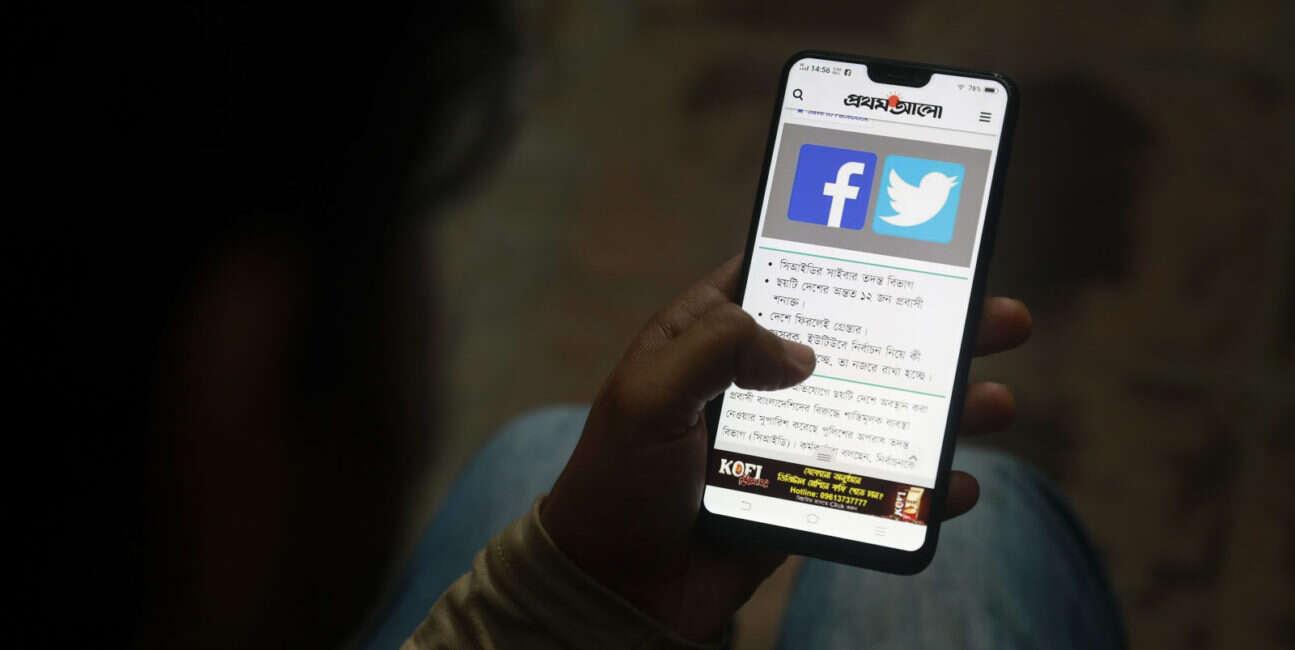 Bangladesz, internet, wyłączenie internetu, internet mobilny, wybory bangladesz