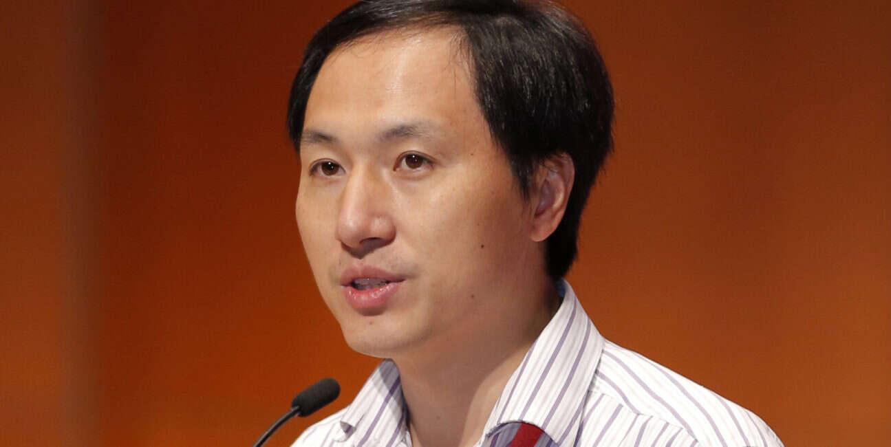 Chiny, edycja genów, naukowiec chiny, crispr, dzieci modyfikowane genetycznie