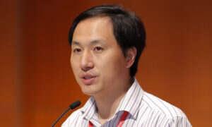 Chiny zatrzymują naukowca, który edytował geny dzieci