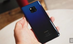 Huawei pobiło kolejny rekord sprzedaży smartfonów