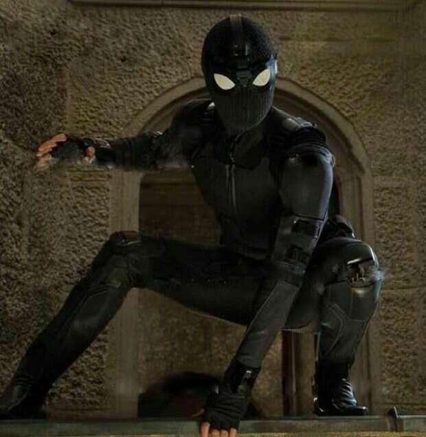 Nowy strój Spider-Mana w filmie Far From Home