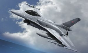 Słowacja najmniejszym krajem posiadającym samoloty F-16