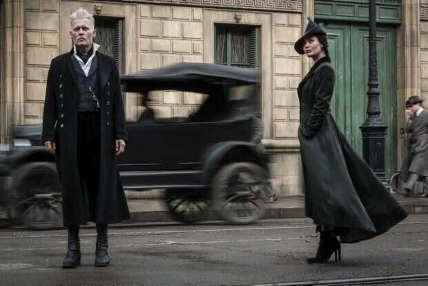 Recenzja filmu Fantastyczne Zwierzęta: Zbrodnie Grindelwalda