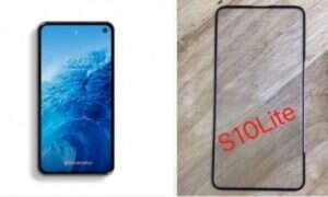 Samsung Galaxy S10 Lite na nowych renderach