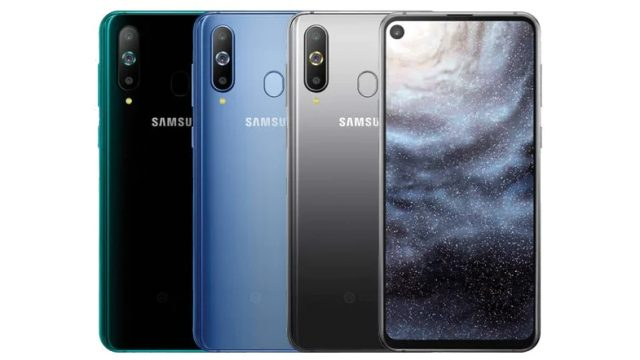 Samsung Galaxy S10, LED Samsung Galaxy S10, otwór Samsung Galaxy S10, aparat Samsung Galaxy S10, przedni aparat Samsung Galaxy S10