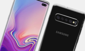 Samsung Galaxy S10 Plus z sześcioma aparatami