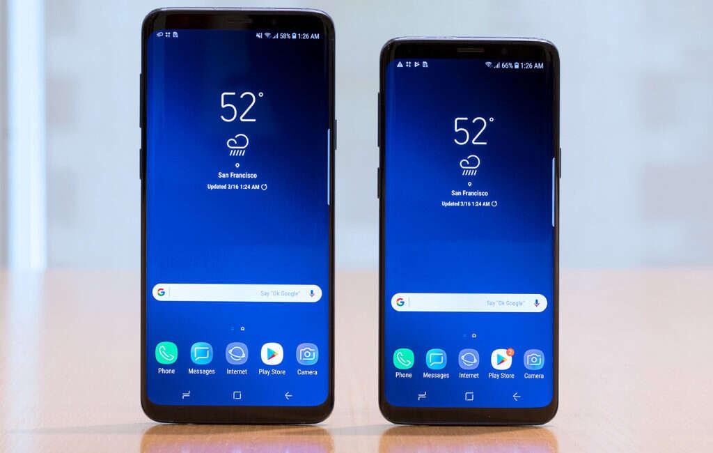Samsung, galaxy s10, samsung galaxy s10, tof galaxy s10, rozpoznawanie twarzy galaxy s10, face id galaxy s10,
