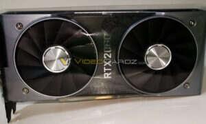 GeForce RTX 2060 zatrzęsie średnim segmentem kart graficznych